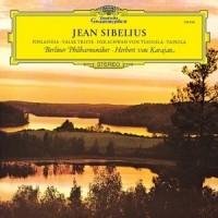 Jean Sibelius - Berliner Philharmoniker · Herbert von Karajan – Finlandia · Valse Triste · Der Schwan Von Tuonela • Tapiola (Vinyl)