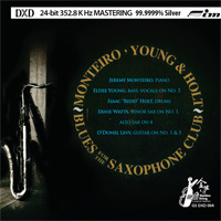 Jeremy Monteiro - Blues For The Saxophone Club (CD)