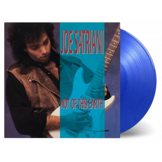 Joe Satriani - Not Of This Earth (Vinyl)