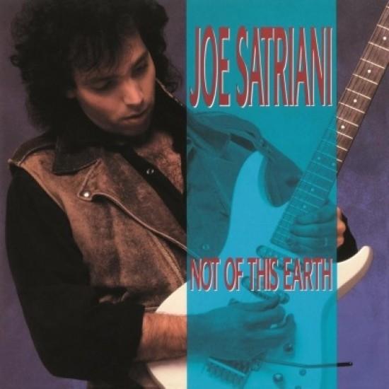 Joe Satriani – Not Of This Earth (Vinyl)