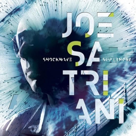 Joe Satriani – Shockwave Supernova (Vinyl)