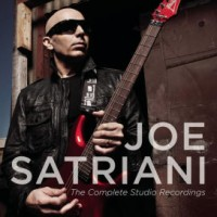Joe Satriani - The Complete Studio Recordings (CD)