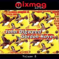 John Digweed & Gordon Kaye – Mixmag Live! Vol. 8 (CD)