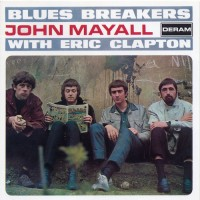 John Mayall With Eric Clapton – Blues Breakers (CD)