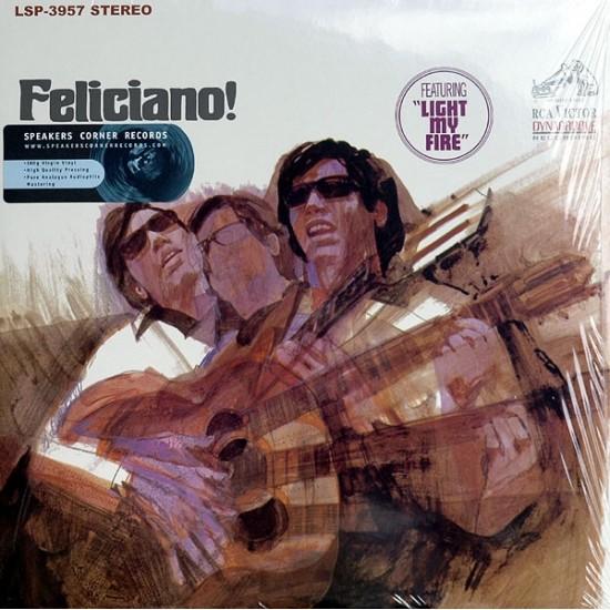 Jose Feliciano - Feliciano! (Vinyl)
