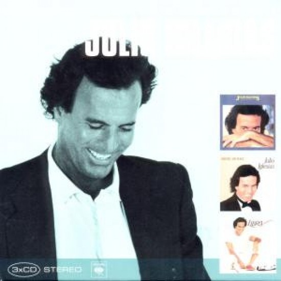Julio Iglesias – Original Album Classics (CD)