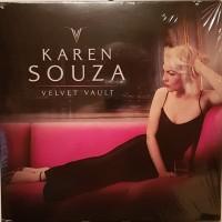 Karen Souza - Velvet Vault (Vinyl)