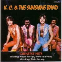 K.C. & The Sunshine Band - Greatest Hits (CD)
