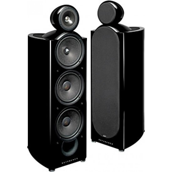 Boxe KEF Reference 207/2 Piano Black (Second Hand)