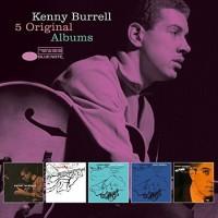 Kenny Burrell - 5 Original Albums (CD)