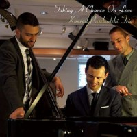 Konrad Paszkudzki Trio - Taking a Chance on Love (Vinyl)