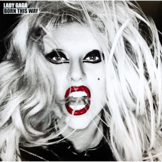 Lady Gaga - Born This Way (Vinyl)