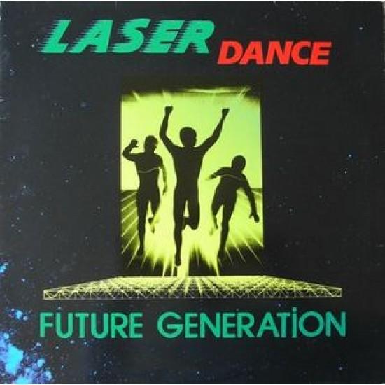 Laserdance - Future generation (Vinyl)