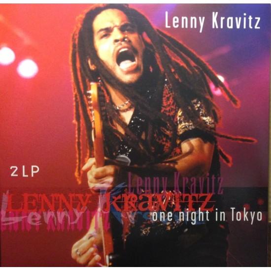 Lenny Kravitz - One night in Tokyo (Vinyl)