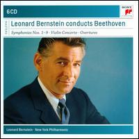 Leonard Bernstein - Conducts Beethoven (CD)