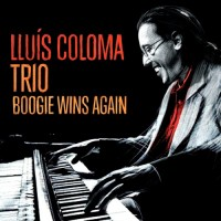 Lluis Coloma Trio - Boogie Wins Again (CD)