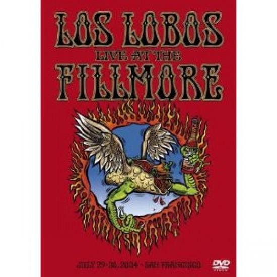 Los Lobos – Live At The Fillmore (DVD)