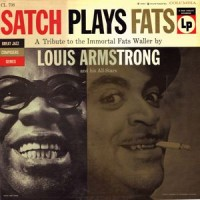 Louis Armstrong  ‎– Satch Plays Fats: A Tribute To The Immortal Fats Waller (Vinyl)