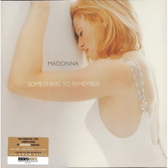 Madonna - Something to remember (Vinyl)