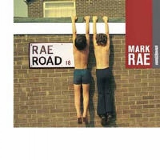 Mark Rae - Rae road (Vinyl)