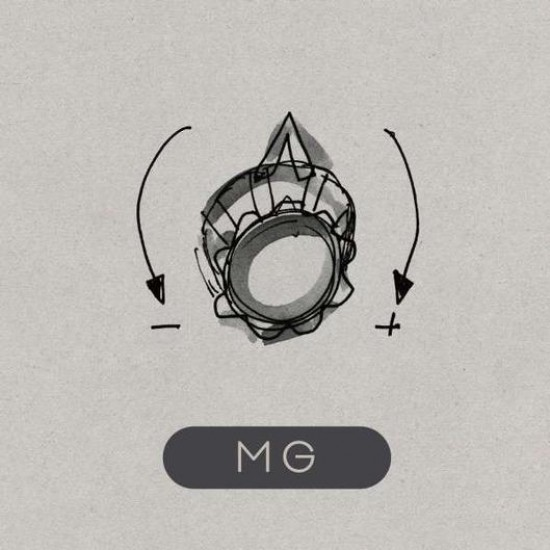 Martin Gore - MG (Vinyl)