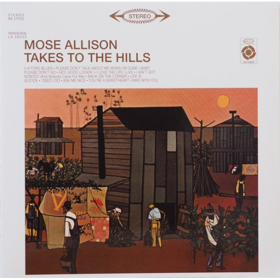 Mose Allison – Takes To The Hills (Vinyl)