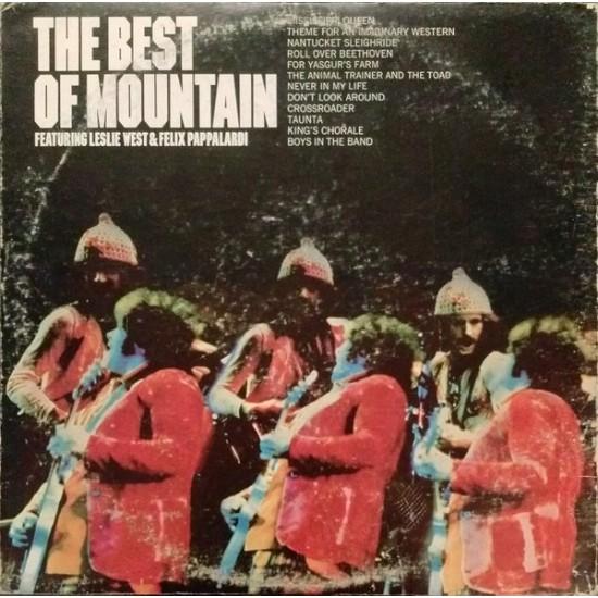 Mountain – The Best Of Mountain (Vinyl)