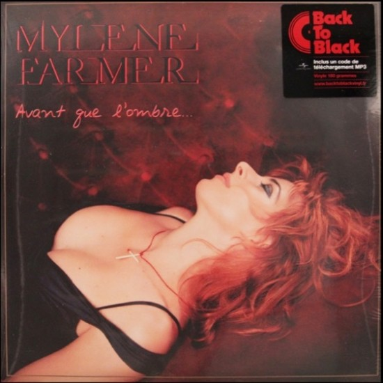 Mylene Farmer - Avant Que L'Ombre (Vinyl)