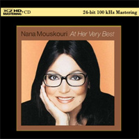 Nana Mouskouri – At Her Very Best (CD)