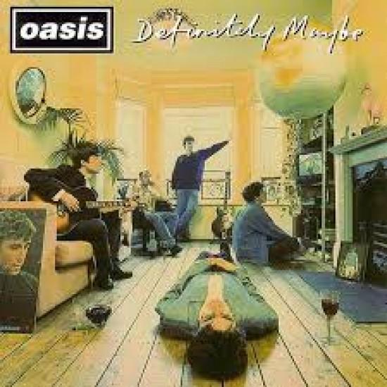 Oasis - Definitely Maybe (Vinyl)