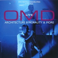 OMD ‎– Live (Architecture & Morality & More) (Blu-ray)