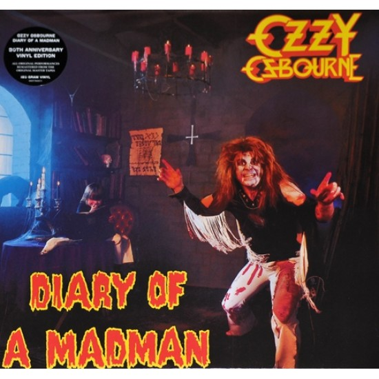 Ozzy Osbourne – Diary Of A Madman (Vinyl)