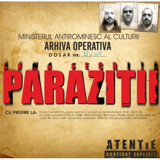 Parazitii - Arma Secreta (Vinyl)