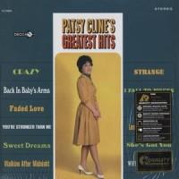 Patsy Cline - Patsy Cline's Greatest Hits (Vinyl)