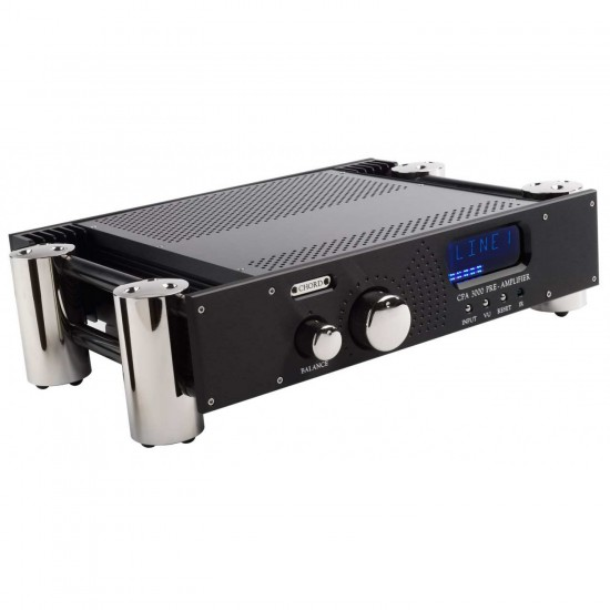 Power Amplifier Chord SPM 4000 & Pre-Amplifier Chord CPA 3000 (Second Hand)