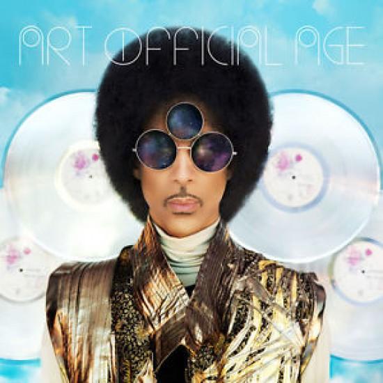 Prince - Art official age (Vinyl)