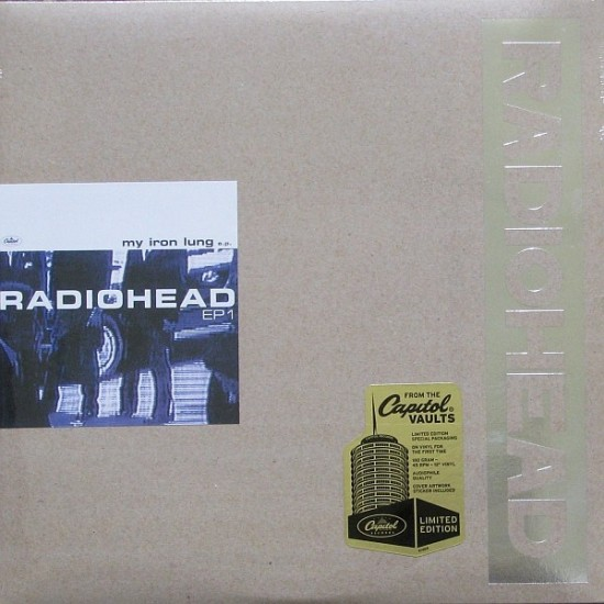 Radiohead - My Iron Lung (Vinyl)