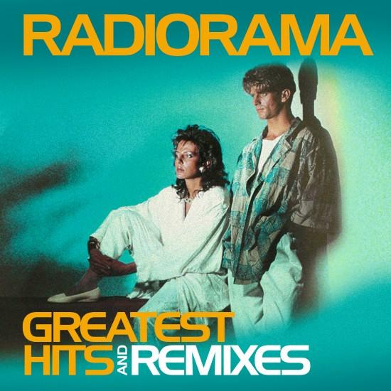 Radiorama - Greatest hits & remixes (Vinyl)