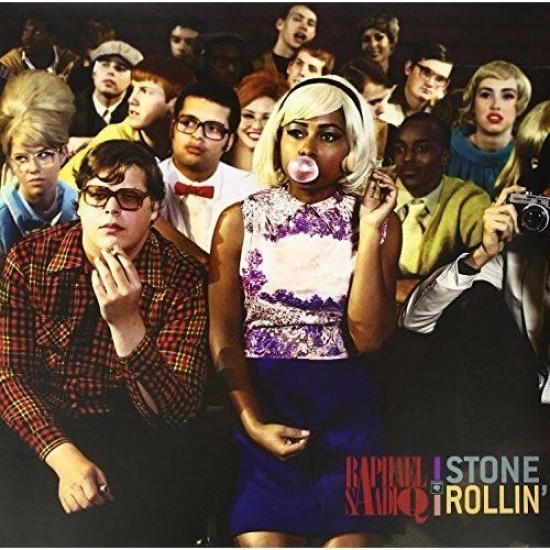 Raphael Saadiq - Stone Rollin' (Vinyl)