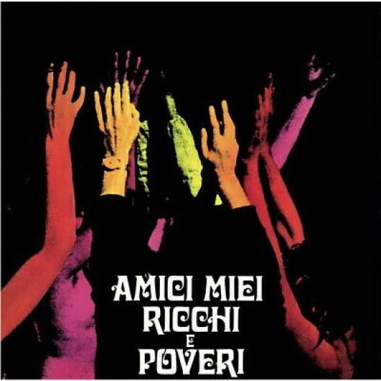 Ricchi E Poveri - Amici Miei (Vinyl)