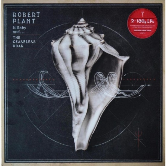 Robert Plant & The Sensational Space Shifters – Lullaby And... The Ceaseless Roar (Vinyl)