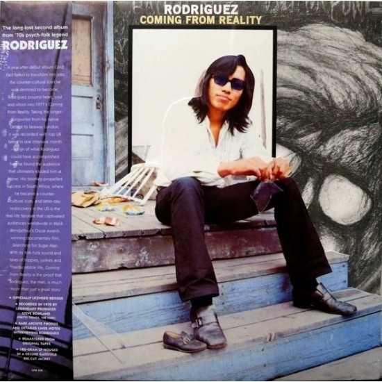 Rodriguez – Coming From Reality (Vinyl)