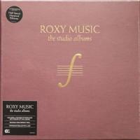 Roxy Music – The Studio Albums (Vinyl)