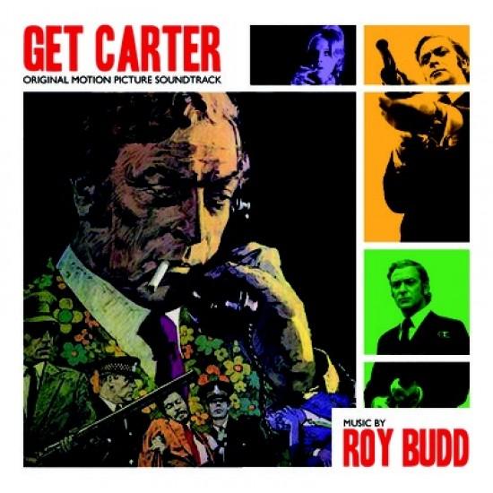Roy Budd - Get Carter / Original Sound Track (Vinyl)