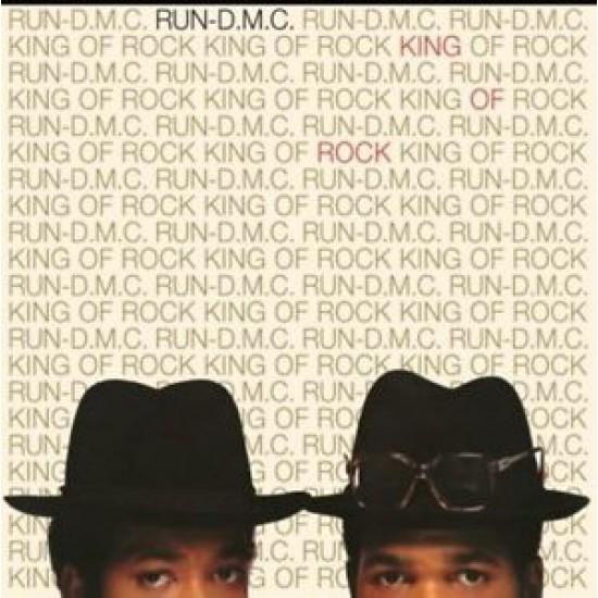 Run-D.M.C. - King of rock (Vinyl)