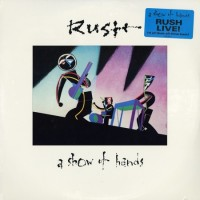 Rush ‎– A Show Of Hands (Vinyl)