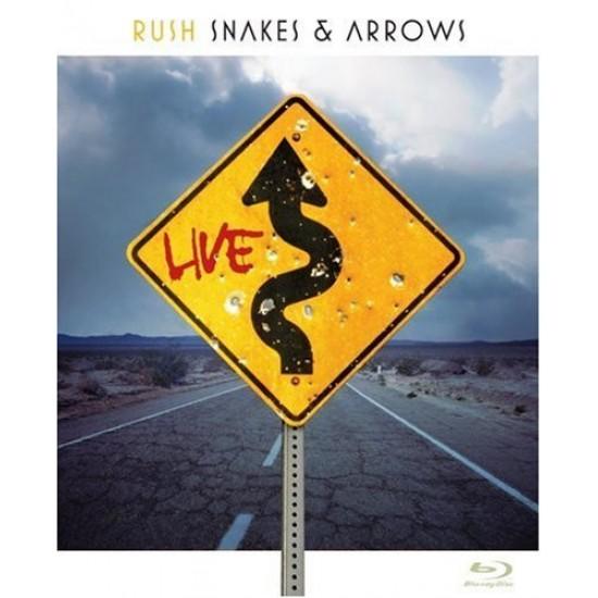 Rush – Snakes & Arrows / Live (Blu-ray)