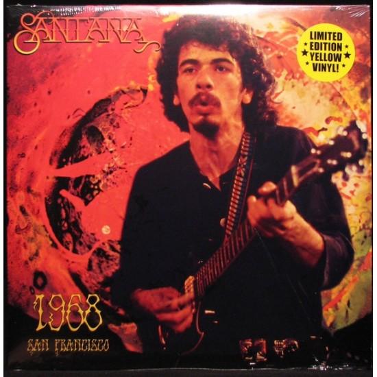Santana - 1968 San Francisco (Vinyl)