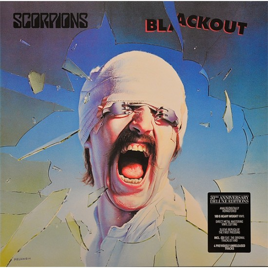 Scorpions - Blackout (Vinyl)
