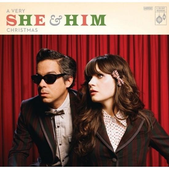 She & Him - A very she & him Christmas (Vinyl)